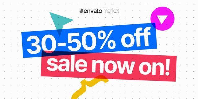 Envatomarket Special Offer