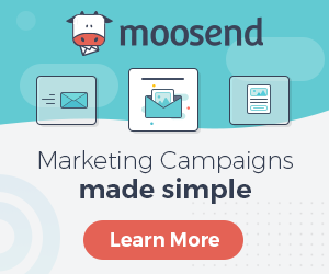 Moosend Marketing Campaign Made Simple