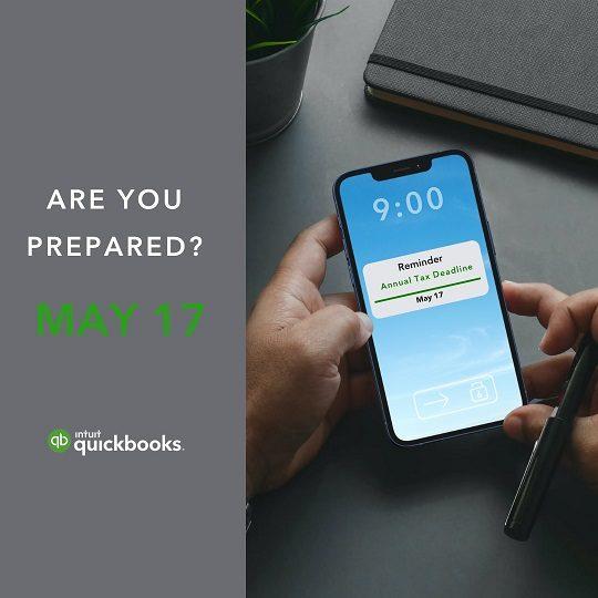 QuickBooks Tax File WS