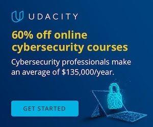 Udacity 60% Off